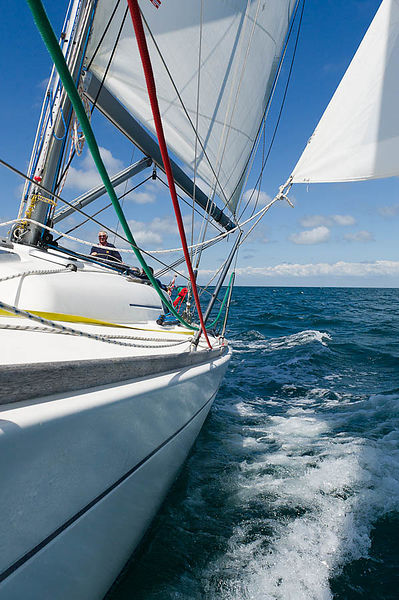 Sailing with the BBC Yacht Club
