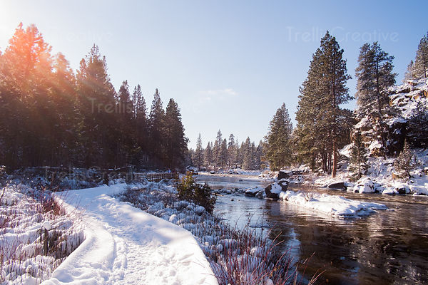 Bend, Oregon, Pacific Northwest, Deschutes River