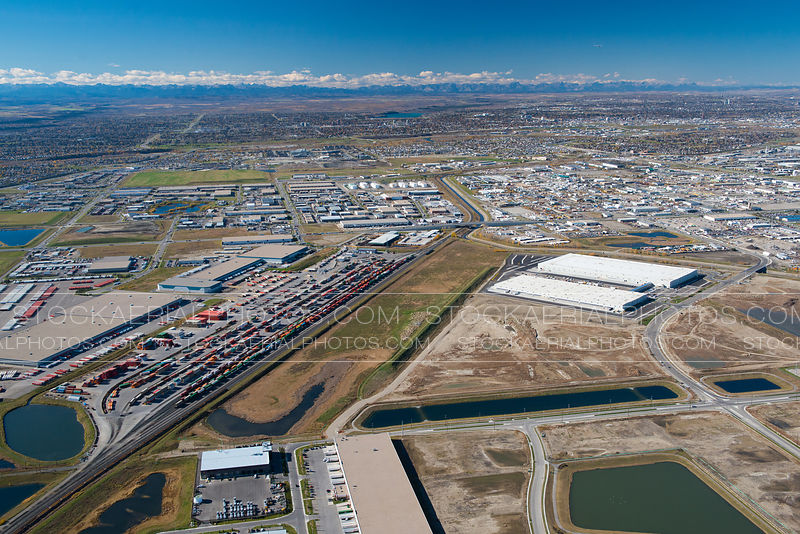 Dufferin North Industrial Park, Calgary