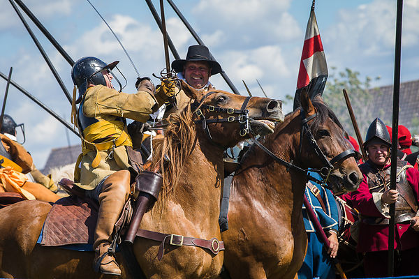 English Civil War Society - Battle of Bradford on Avon 2016
