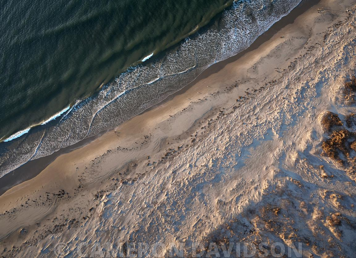 Aerial Virginia Coast Reserve