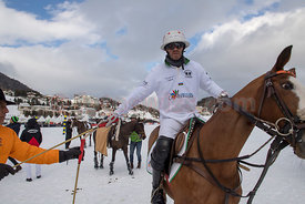 Snow Polo World Cup St. Moritz 2018