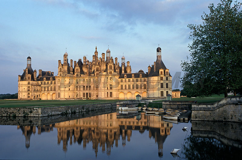 Parc National de Chambord
