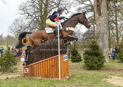 Lissa Green and HOLLYFIELD II - CIC***