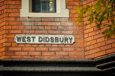 West Didsbury sign