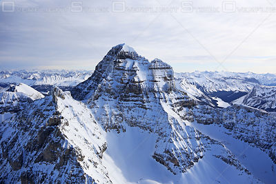 Mount Assiniboine Canadian Rockies