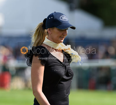 Julie Tew, Land Rover Burghley Horse Trials 2018