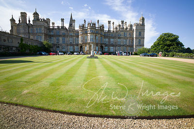 The Burghley House Aston Martin Gathering (27th July 2014)