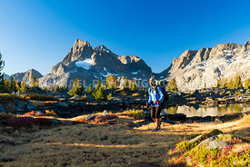 Adventure Hiking Backpacking - Pacific Crest Trail: Eastern Sierras