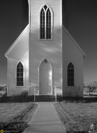 Little Shasta Church #1