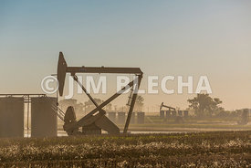 Multiple Bakken Oil Wells