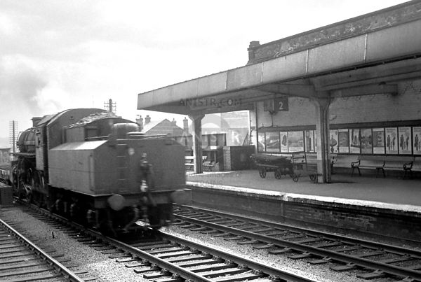 Station at Wakefield Westgate