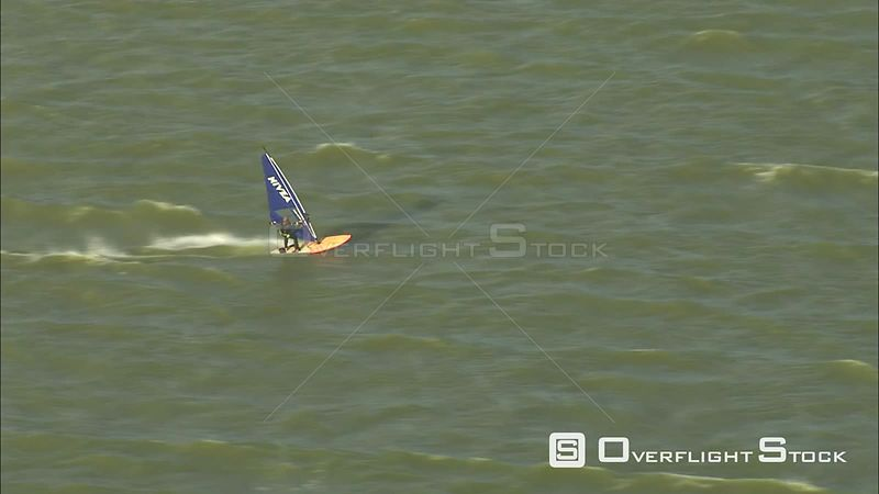 Windsurfer Holland