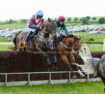 Billy Aprahamian (BAYLEY'S DREAM) -  Race 3 - The Meynell & South Staffs at Garthorpe