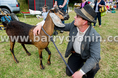 12th August, 2015.Muff Fair, near Kinsgcourt, County Cavan. The fair is believed to have started in the 17th century and take...