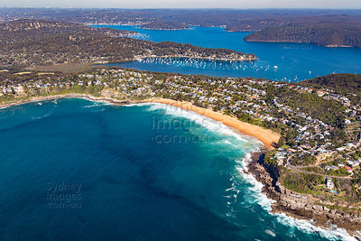 Whale Beach and Avalon