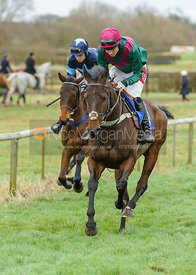 LE FOU ROYAL (Archie Wright) - Race 7 - Maiden - The Cottesmore Point-to-point 26/2
