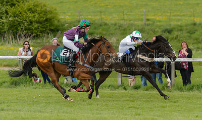 Pony Race 1 - 148cms and Under Novice Conditions photos