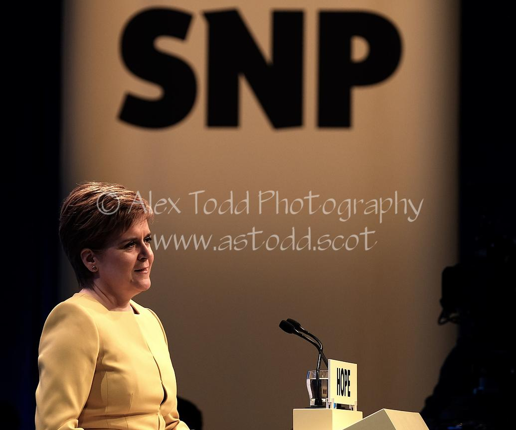 SNP Spring Conference, Sunday 28th April 2019