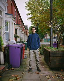 Taken from the series 'Home is a Person' Commissioned by The Open Eye Gallery