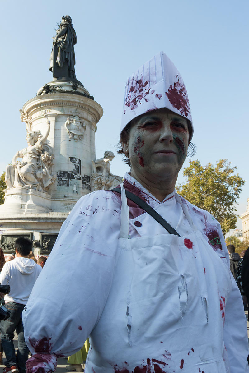 Walk Zombies, Paris 2015