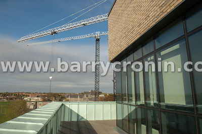 19th October, 2018.General views of the Dublin Institute of Technology, Grangegorman, Dublin Pictured is .Photo:Barry Cronin/...