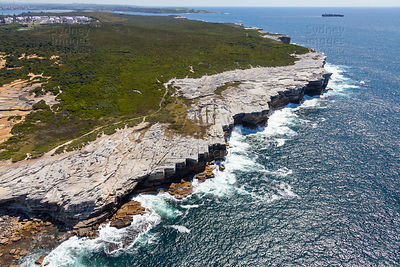 The Cliffs of Kurnell