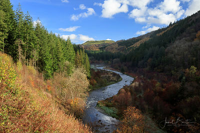 YSTWYTH VALLEY