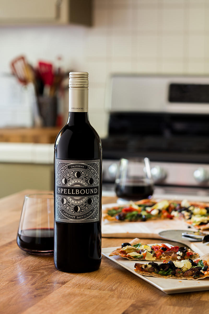 Corporate wine brand photography by Jason Tinacci
