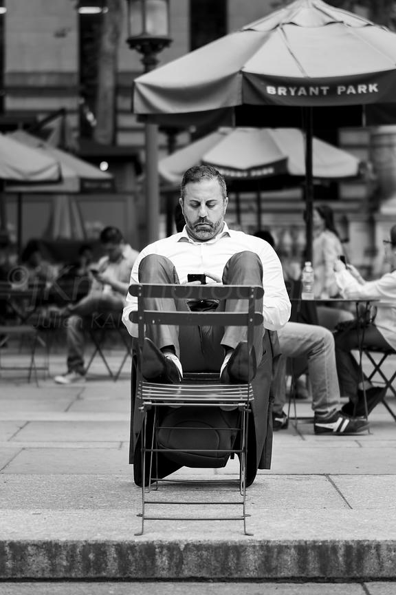 Street Photo - Have a rest