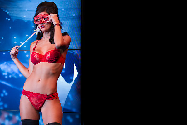 PARIS: International lingerie Passionata fashion show