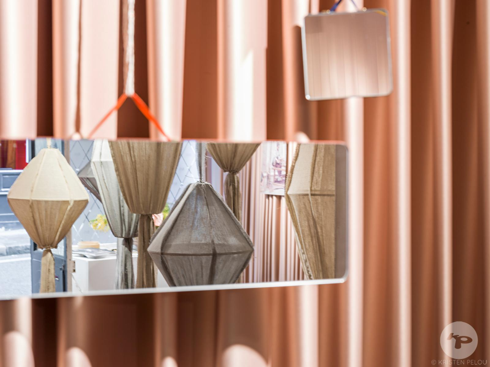 Retail architecture photographer - JAB Pop Up during Paris Deco Off 2018 designed by Jutta Werner, Paris, France. Photo ©Kris...