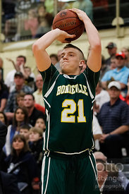 Basketball: Bonneville vs. Twin Falls (4A semifinal) 3/7/14