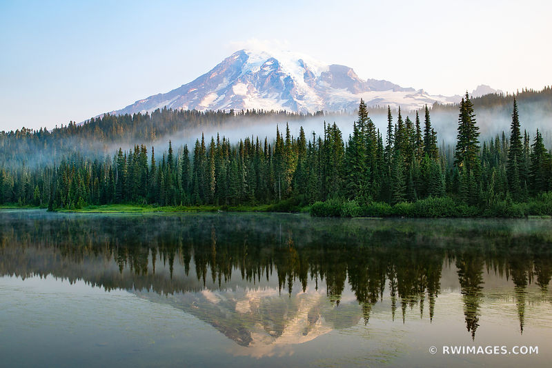 Mount Rainier National Park Washington - All Photos