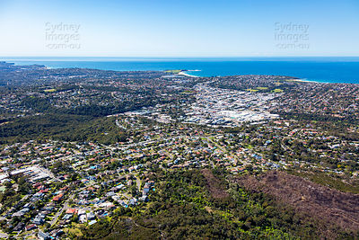 Allambie Heights to Brookvale