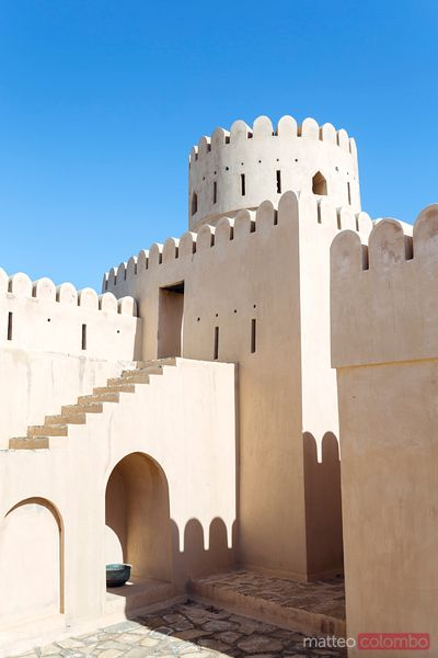 Sunaysilah fortress, Sur, Oman