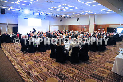 The Southern League 125th Anniversary Lunch. 11th January 2019.