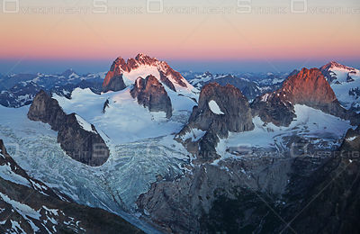 Spires of Bugaboo Provincial Park BC Canada