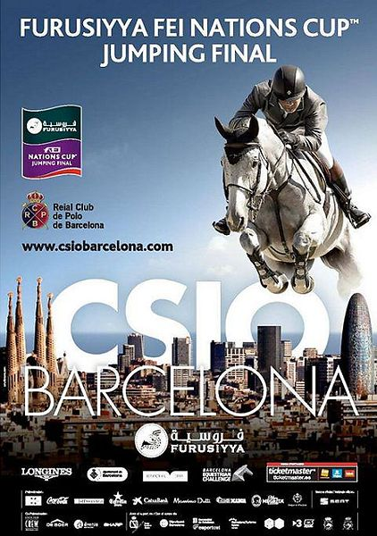 2015_CSIO5* Barcelona 104 edition Nations Cup Final