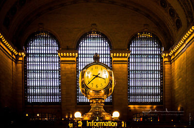 Manhattan-New-York : Grand Central Station