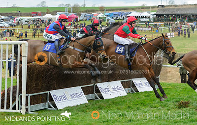 Race 5 - 9YO and over Conditions - The Cottesmore Point-to-point 26/2
