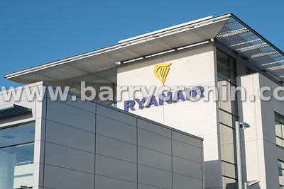 21st September, 2017.Ryanair AGM at Ryanair HQ, Swords. Pictured is the Ryanair HQ .Photo: BARRY CRONIN/www.barrycronin.com.....