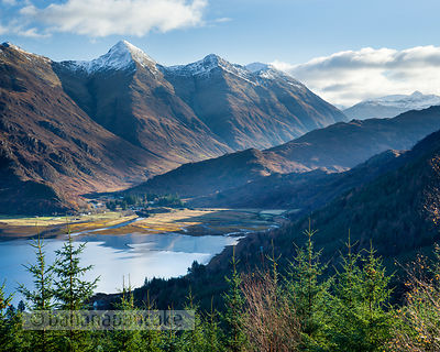 BP2268B - The Five Sisters of Kintail