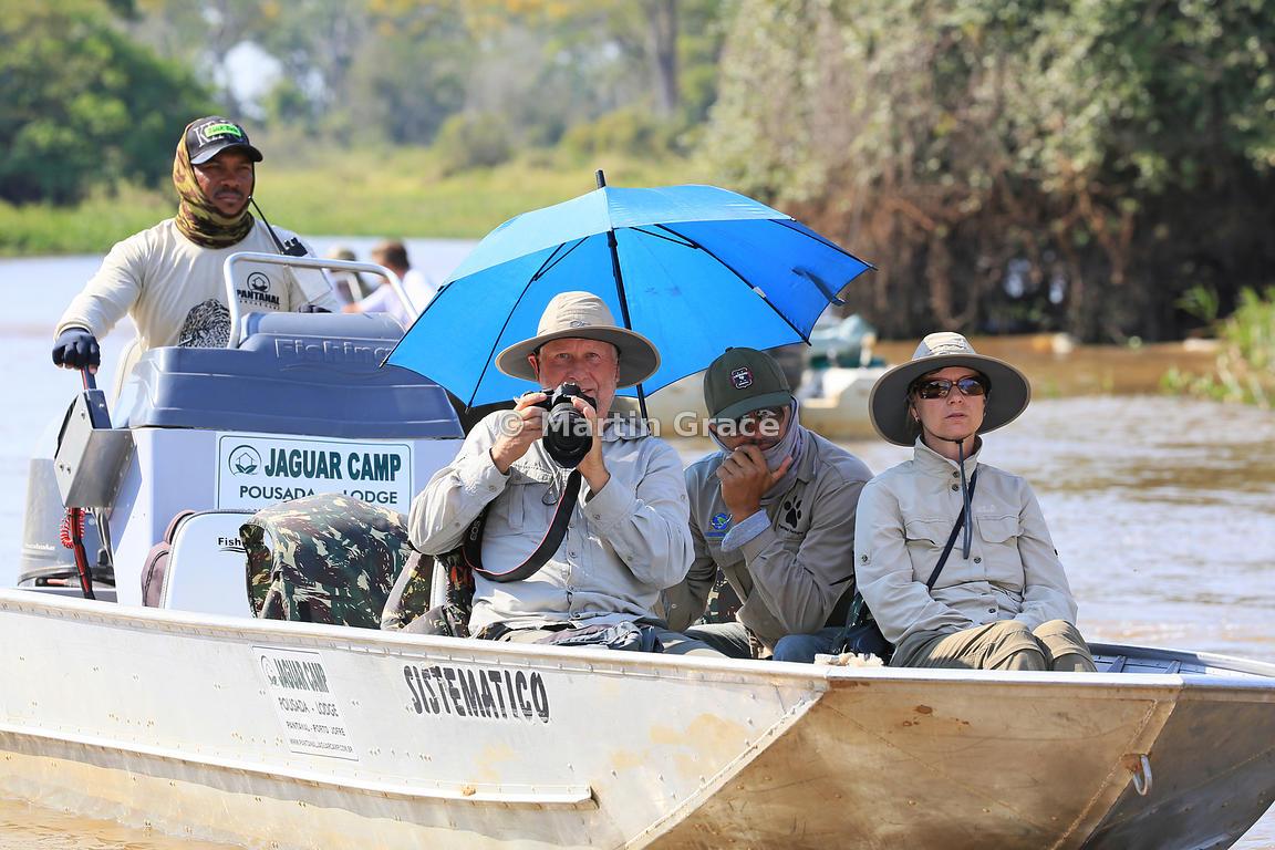 Martin Grace Photography | Typical Pantanal small tourist