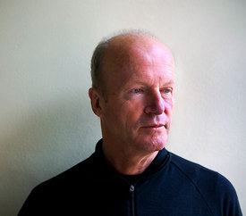 British author Jim Crace