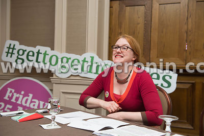NO REPRO FEES - 11th May, 2018. Pictured at the 'Get Together For Yes' tour at the Temple Gate Hotel, Ennis was Senator Alice...