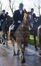 PC - The Quorn Hunt at Swan Lodge 16/12