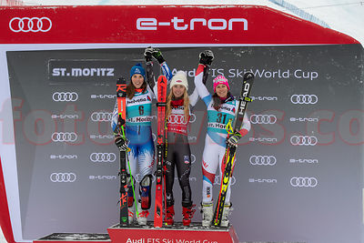 Ski World Cup St.Moritz Ladies