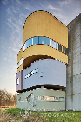 Wall House, Groningen