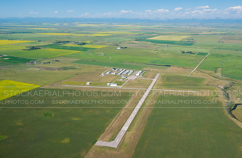 High River Airport